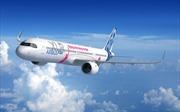 Airbus ra mẫu máy bay mới tại Triển lãm Hàng không Paris