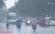 Cảnh báo mưa dông, lốc, sét, mưa đá và gió giật mạnh ở vùng núi phía Bắc