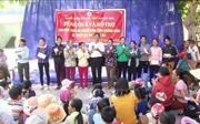 Vận động 1,5 triệu suất quà Tết ủng hộ người nghèo, nạn nhân chất độc da cam