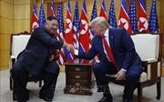 Lợi ích to lớn trong chiến thuật ngoại giao với Triều Tiên của Tổng thống Trump