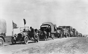 Dwight Eisenhower và hành trình đường bộ quan trọng nhất lịch sử nước Mỹ