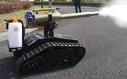 Đội quân robot hùng hậu chống dịch COVID-19