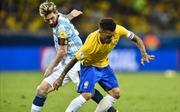 Siêu kinh điển của bóng đá Nam Mỹ: 'Bước nhẩy hoàn vũ'