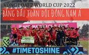 Việt Nam đối đầu Thái Lan ngay trận đầu tại vòng loại thứ 2 World Cup 2022 khu vực châu Á