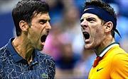 Chung kết đơn nam US Open 2018: Trận chiến giữa 'Rồng xứ Serbia' và 'Tòa tháp xứ Tandil'