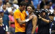 Rafael Nadal chấn thương trở lại, đau đớn rời Mỹ mở rộng