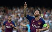 Lionel Messi lập hat-trick, gã khổng lồ xứ Catalonia bắt đầu cuộc 'săn' cúp Champions League