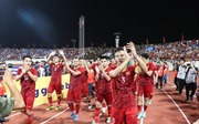 'Vua' Đông Nam Á khẳng định sức mạnh
