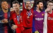 Ronaldo và Messi vẫn tiếp tục 'cuộc chiến' tại Giải cầu thủ xuất sắc nhất FIFA 2019