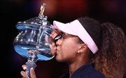 Naomi Osaka giành chiến thắng lịch sử, vô địch Australia mở rộng lần đầu tiên