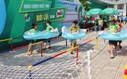 Mở rộng chương trình dạy bơi cho trẻ em