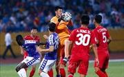 Hòa đáng tiếc, Hà Nội FC đánh rơi chiến thắng ở phút cuối
