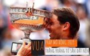 Giải Pháp mở rộng 2019: 'Vua' thắng 'hoàng tử' sân đất nện