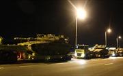 Israel điều xe tăng đến biên giới Gaza, báo hiệu nguy cơtấn công toàn diện trên bộ