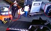 Cận cảnh băng cướp đóng giả cảnh sát cuỗm 750kg vàng giữa ban ngày