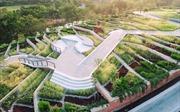 Trang trại trên mái nhà lớn nhất châu Á