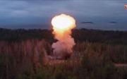 Quân đội Nga tái tạo vụ nổ hạt nhân gần St. Petersburg