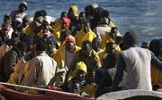 57 người di cư thiệt mạng do chìm tàu