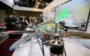 Ấn tượng triển lãm máy bay không người lái ở Hàn Quốc