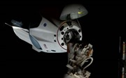 Tàu vũ trụ Crew Dragon 'cập bến' trạm ISS