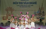 Hội thi văn nghệ cộng đồng chào mừng Năm hữu nghị chéo Việt Nam - LB Nga