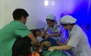 Mổ thành công ca sinh ba cho một phụ nữ Giẻ Triêng