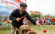 Đặc sắc lễ hội xuống đồng ở Bát Xát, Lào Cai