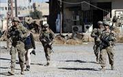 Hai binh sỹ Anh bị thương do tên lửa của IS tại miền Đông Syria
