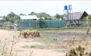 TP Hồ Chí Minh tháo dỡ phần vi phạm trật tự xây dựng tại Green Park