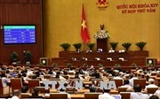 Công bố Lệnh của Chủ tịch nước về 9 Luật được thông qua