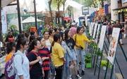 Nhiều hoạt động thú vị trong Tuần lễ Khuyến đọc tại TP Hồ Chí Minh