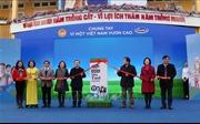Khoảng 1,2 triệu học sinh ở Hà Nội thụ hưởng Đề án Chương trình Sữa học đường
