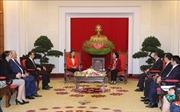 Đoàn đại biểu Đảng 'Azerbaijan mới' thăm Việt Nam