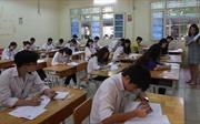 Trên 887.000 thí sinh bước vào môn thi ngữ văn kỳ thi THPT quốc gia