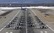 Trực thăng Mỹ rầm rộ diễn trận 'Voi đi bộ'