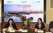 CPTPP mở ra nhiều cơ hội cho doanh nghiệp Canada - Việt Nam
