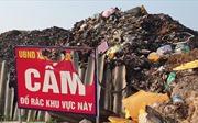 Đề nghị công an điều tra vụ tập kết, đốt rác thải điện tử tại xã Bình Dương, tỉnh Vĩnh Phúc