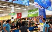 Sau Hà Nội, cá sông Đà được bán tại siêu thị Big C Hải Phòng
