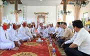Đồng bào Chăm Bình Thuận đón Tết Ramưwan ấm cúng, tiết kiệm