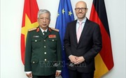 Thúc đẩy hợp tác quốc phòng giữa Đức và Việt Nam