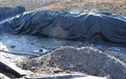 Xác minh việc đào, đổ chất thải ở làng nghề Văn Môn, Bắc Ninh