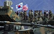 Mỹ và Hàn Quốc sẽ chấm dứt các cuộc tập trận chung quy mô lớn