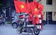 'Tự hào hát mãi lên Việt Nam ơi'