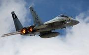 Tiêm kích F-15 Israel bị thổi bay kính buồng lái ở độ cao hơn 9.000 m