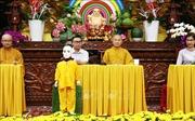 Robot chú Tiểu Giác Ngộ 4.0 tụng được 100 bài kinh và trả lời 3.000 câu hỏi về Phật pháp