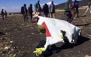 Những hình ảnh đầu tiên về vụ tai nạn máy bay thảm khốc tại Ethiopia