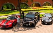 Mexico bán ô tô của quan chức tham nhũng lấy tiền chia cho người nghèo