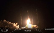 Video SpaceX phóng tên lửa mang theo 60 vệ tinh, tham vọng phủ sóng Internet toàn cầu