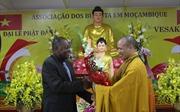 Phật giáo Việt Nam và thông điệp 'Hòa bình, phát triển' tại châu Phi