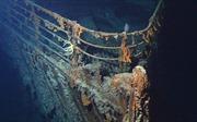 Vi sinh vật ăn kim loại gặm nhấm xác tàu Titanic dưới đáy đại dương